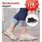 Sandale Xelero Bali: Monatsmodell August