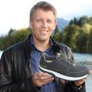 Anova Gesundheitsschuh hilft Dr. Andreas Wild