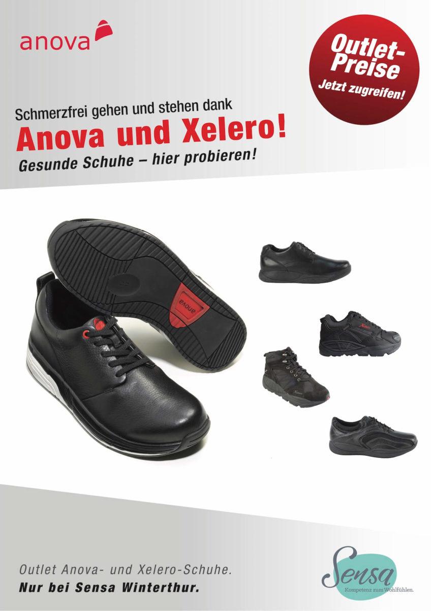 Anova Xelero Schuhe Outlet Sensa Winterthur